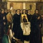 El icono del Perpetuo Socorro se venera desde hace 155 años en la iglesia de San Alfonso, en Roma