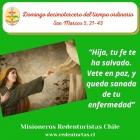 EVANGELIO DEL DOMINGO 27 DE JUNIO